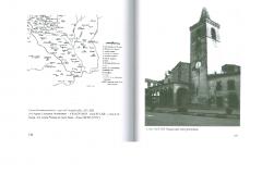 Foto storica con cartina geografica