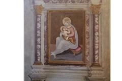 Dipinto altare laterale chiesa San Michele, Serravalle Pistoiese