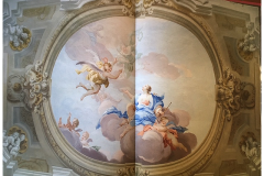 Affresco villa Montemagni, Cantagrillo