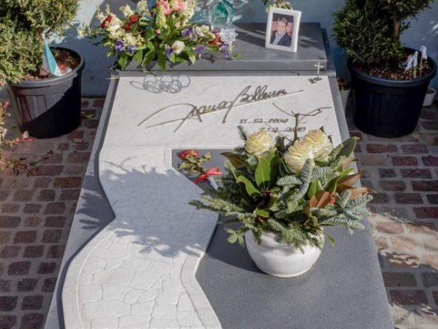 War memorial and Franco Ballerini' s memorial
