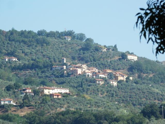From Castellina to Casore del Monte