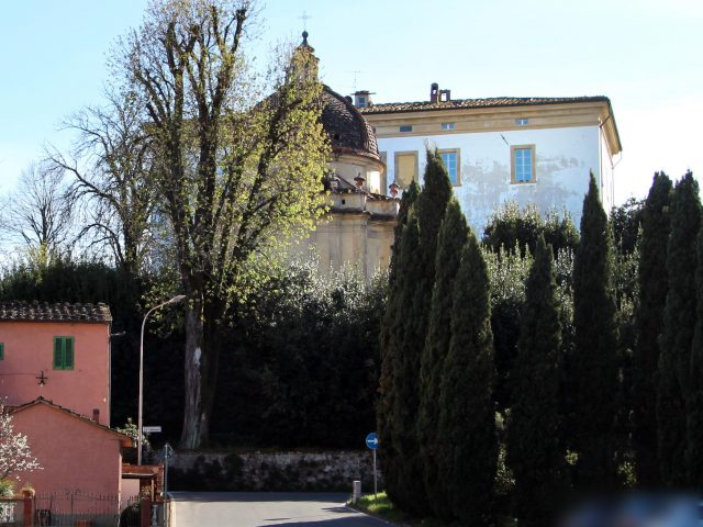 Gargani's house