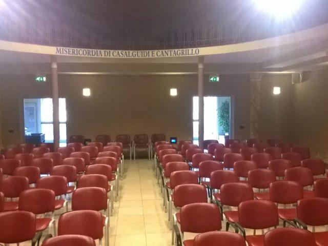 Francini theatre