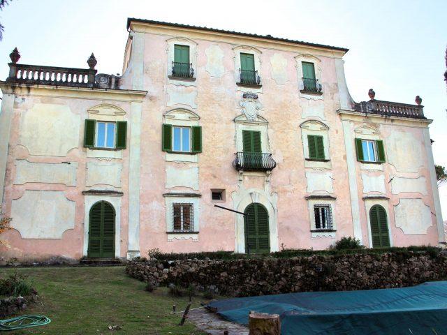 De' Rossi's house