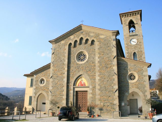The church of Jesus' Holy Heart