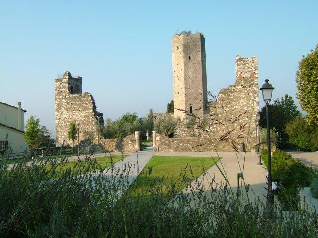 Castruccio's fortress